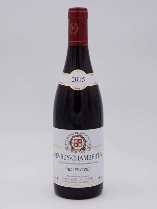 Gevrey-Chambertin 'Vieilles Vignes' AOC