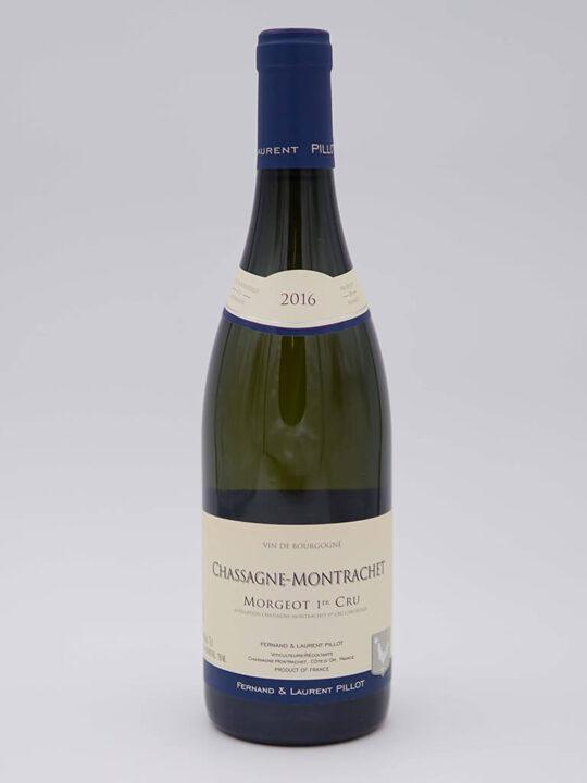 Chassagne-Montrachet 1er Cru Morgeot AOC