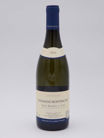 Chassagne-Montrachet 1er Cru Vide Bourse AOC