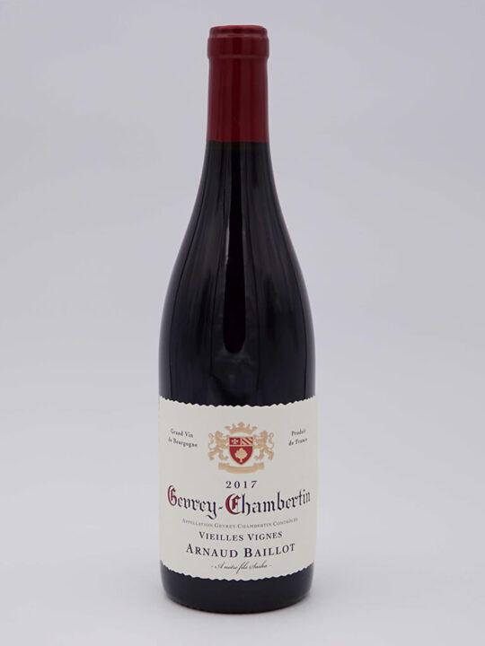 """Gevrey-Chambertin """"Vieilles Vignes"""" AOC"""