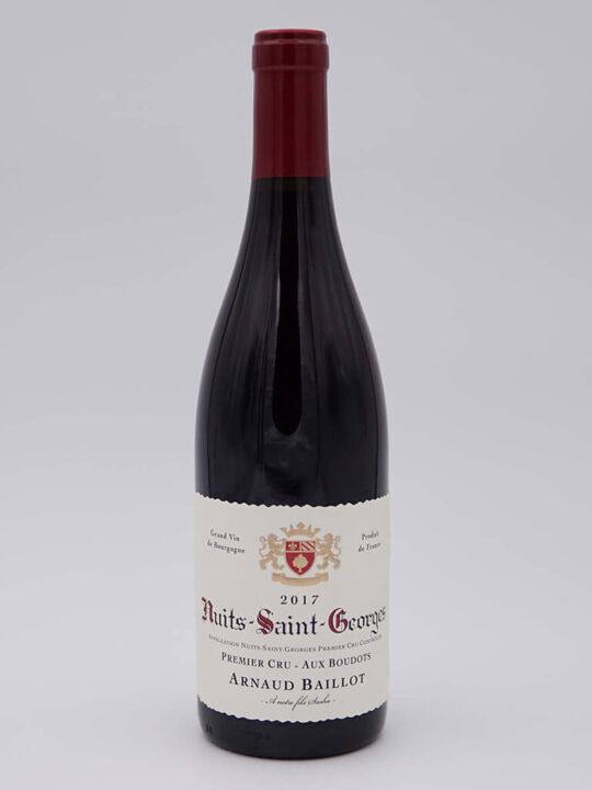 Nuits-Saint-Georges 1er Cru Aux Boudots AOC