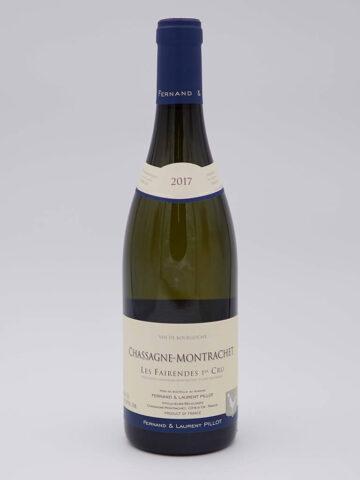 Chassagne-Montrachet 1er Cru Les Fairendes AOC