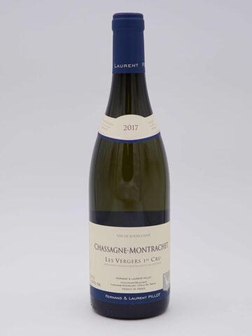 Chassagne-Montrachet 1er Cru Les Vergers AOC