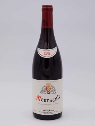 Meursault Rouge AOC