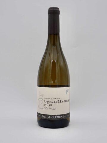 2017 Pascal Clément Chassagne-Montrachet 1er Cru Vide Bourse