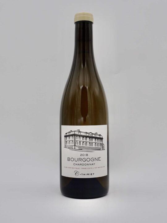 2018 Maison MC Thiriet Bourgogne Chardonnay Cuvée Confidentielle