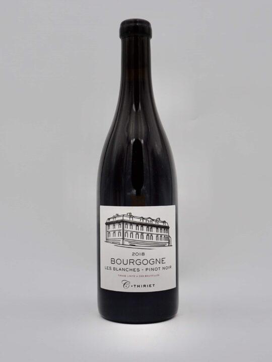 2018 Maison MC Thiriet Bourgogne Pinot Noir les Blanches